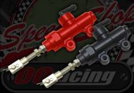 Brake. Master cylinder. Rear. Suitable for use with Madass