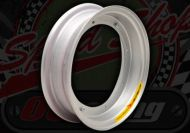 Wheel rim. steel 2.50 x 10. Suitable for DAX
