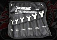 OPEN ENDED SPANNER 6PCE SET