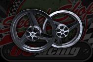 Wheel. Rear. 16