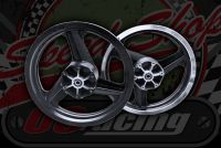 Wheel. Rear. Madass. 16 inch. Fits 50 and 125cc