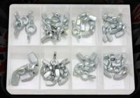 WING NUTS PACK (40PCE)