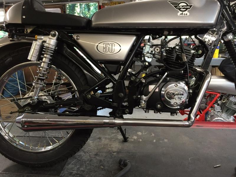 ooracing performance monkey bike pit bike madass. Black Bedroom Furniture Sets. Home Design Ideas