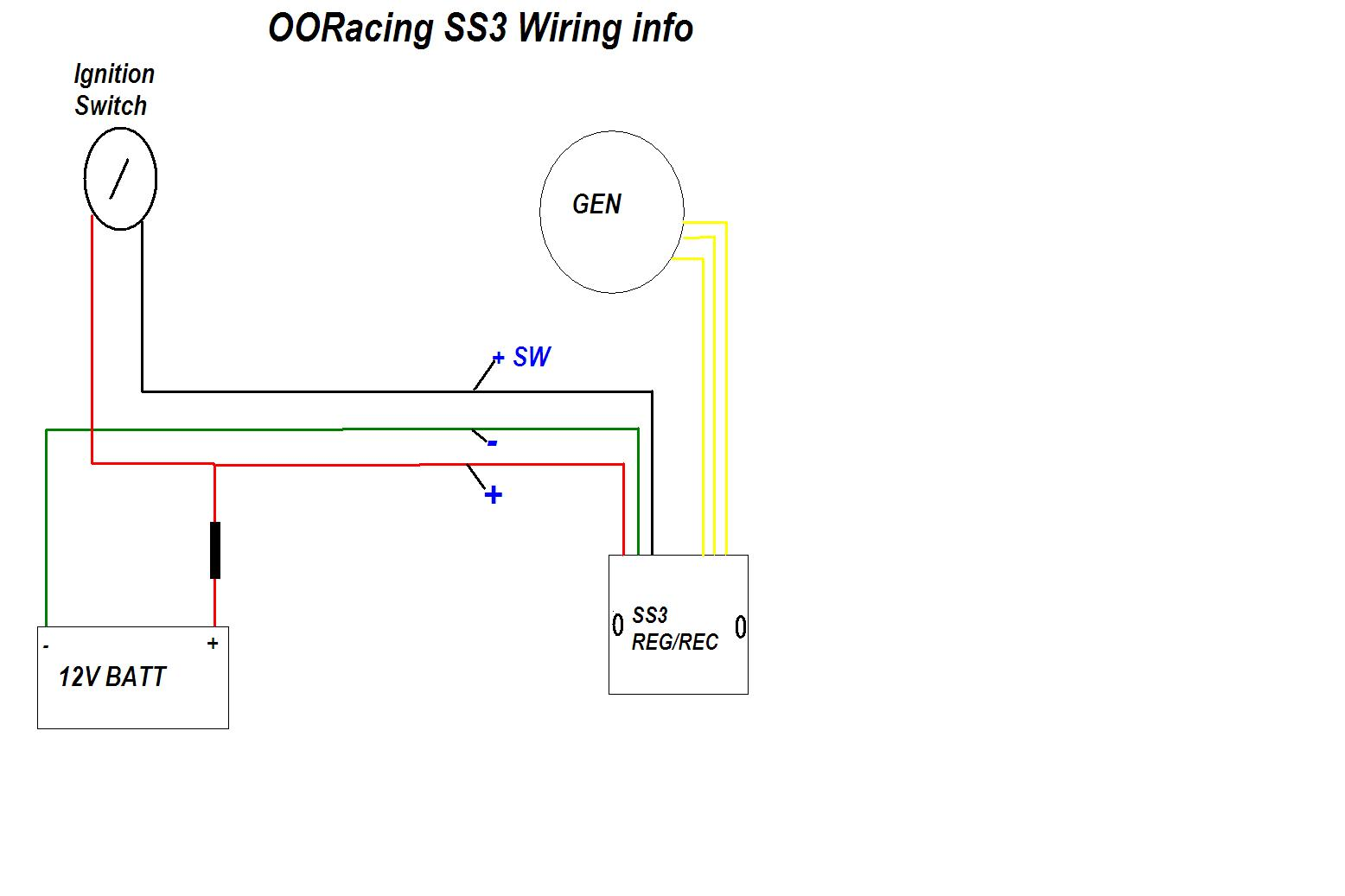 Pit Bike Wiring Diagram Another Blog About Ssr 125 Get Free Image Kick Start 34 Cdi
