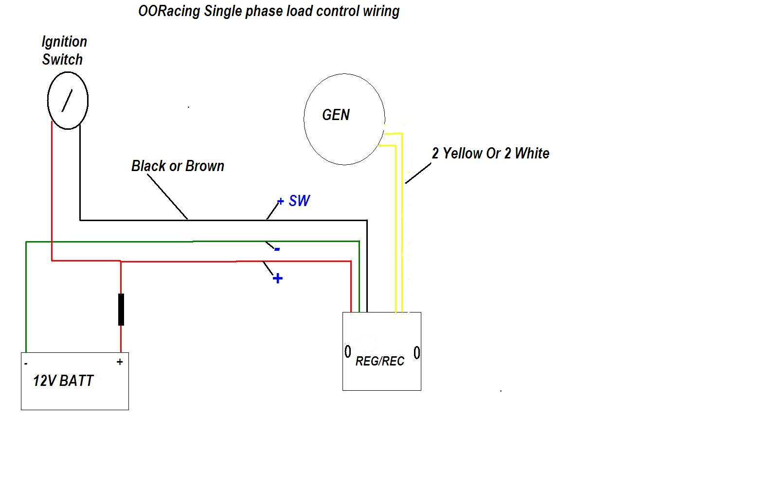 China 50cc Dirt Bike Wiring Diagram