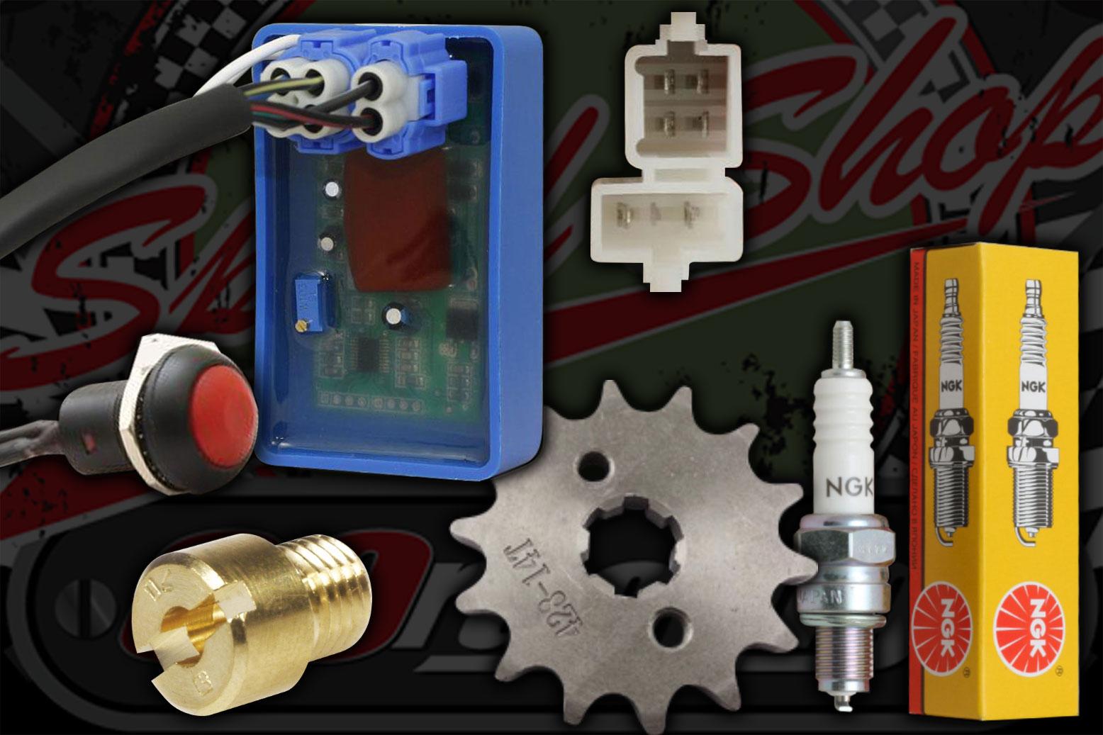 cdi ignition wiring diagram spark plug wiring diagram